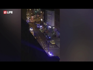 Три атаки в Лондоне