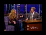 DENISE RICHARDS HAS FUN WITH CONAN