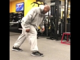 James Harrison is probably already in the gym working out.