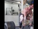 Бэн Поллак - тяга 357,5 кг на 5 повторов