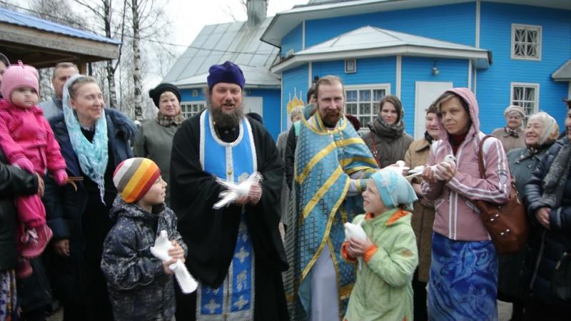 церковь Всех Скорбящих Радость г.Тосно
