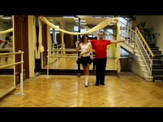 Я и Егор. Танец 2011-2012 гг