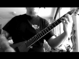 Dimmu Borgir - Blessings Upon The Throne Of Tyranny (Guitar cover by Scaregod)
