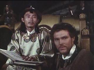 МАРКО ПОЛО (1982, часть 2) - биография, приключения. Джулиано Монтальдо