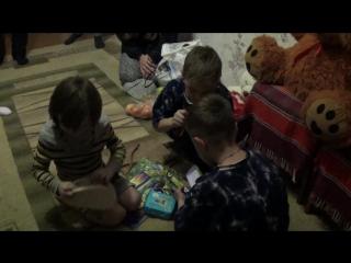 Помогли чем могли отцу 4-х детей семье Кобец.