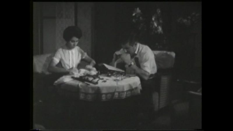 Кто вы, доктор Зорге (1961).Серия 1