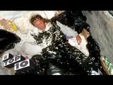 [WWE QTV]☆[Top 10]Dangerous dumpster collisions]☆[Топ 10]Опасные столкновения в мусорных контейнерах]