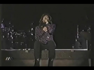 Whitney Houston, Yes Jesus Loves Me, Live in Santiago Chile, 1994.