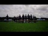 New Zealand performs the Haka at @RWLC17. #7 seed @NZBLAX is will face #2 seed @CanadaLacrosse in the quarterfinals