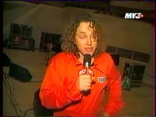 staroetv.su / Поехали! (Муз-ТВ, октябрь 2004) Павел Кашин
