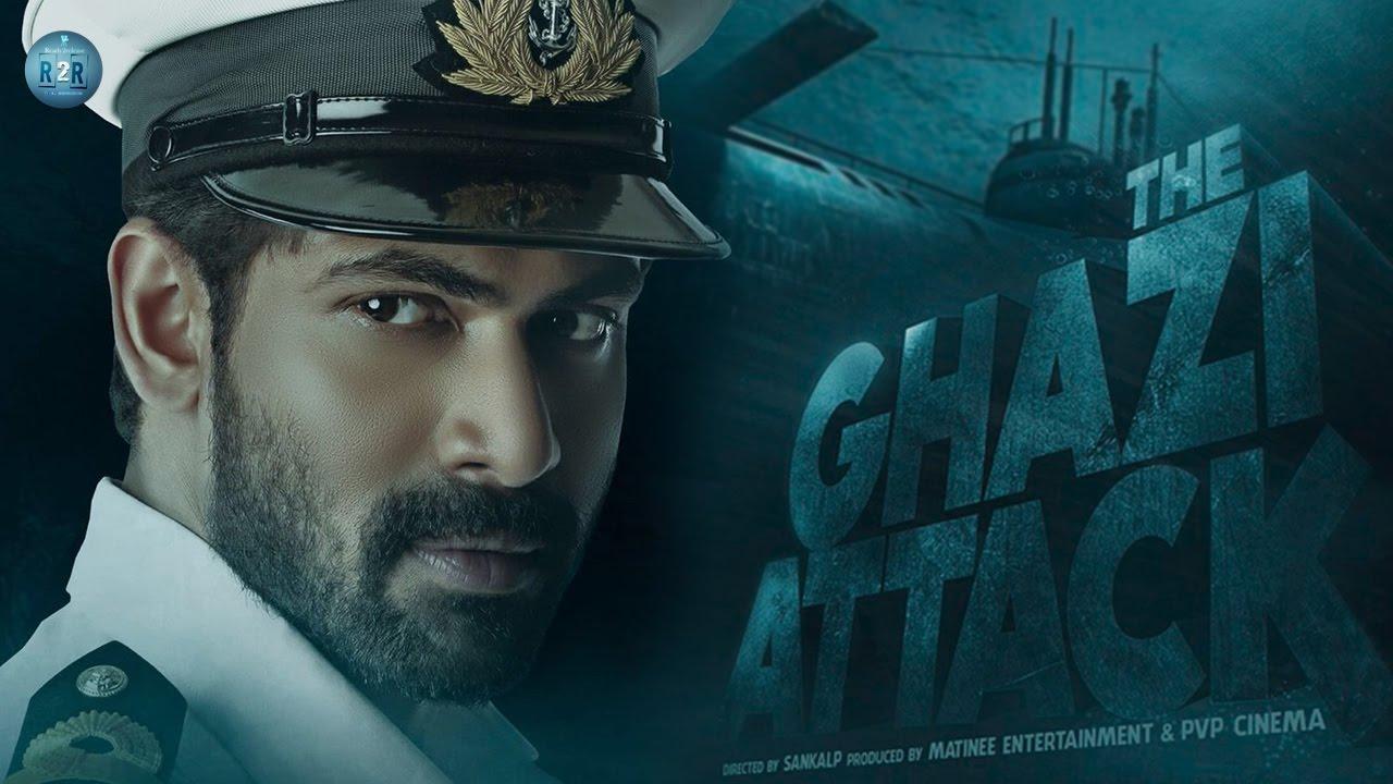 The Ghazi Attack Torrent movie Download 2017