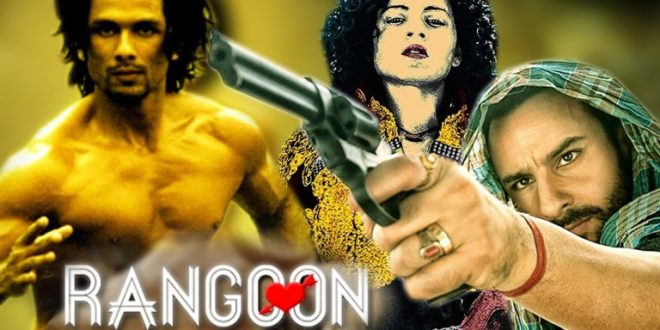 Rangoon Torrent movie Download 2017