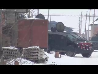 Спецоперация УФСБ и МВД РД в Хасавюрте, 29.01.2017 г