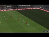 La Liga   1 тур   Эспаньол - Сельта 2:2   2 тайм (черный экран в конце)