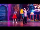 Синяя птица. Марат Акаутдинов и Елизавета Цымбалюк (бальные танцы), Петр Дранга и Айдар Гайнуллин