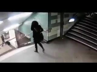 Как ведут себя беженцы в Берлине