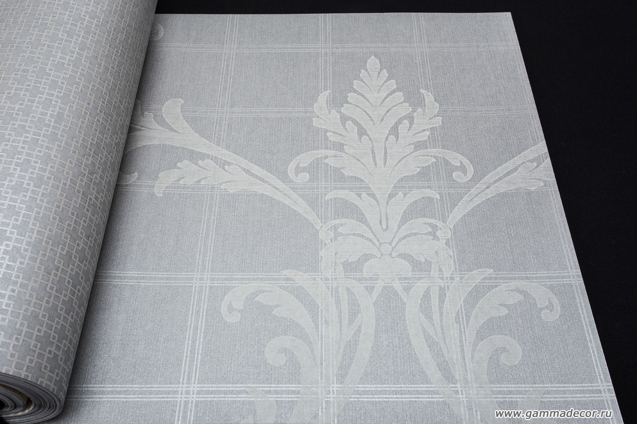 Новинка от Wallquest (США) - премиальная коллекция обоев Modena.