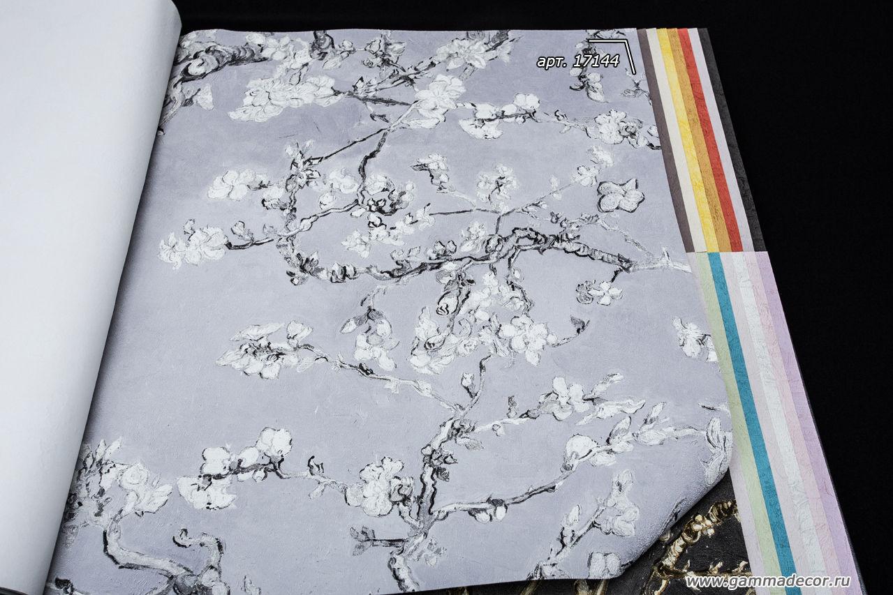 Новинка от BN International (Голландия) - коллекция обоев Van Gogh Limited Edition.