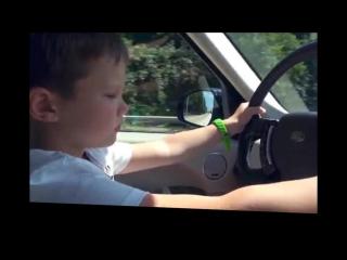 Малолетний автоугонщик