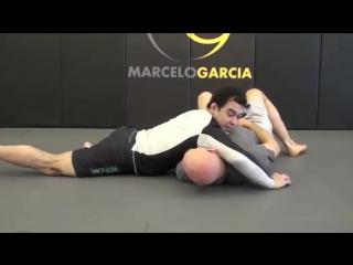 Marcelo Garcia - Stephen kesting - North-South choke (Север-Юг)