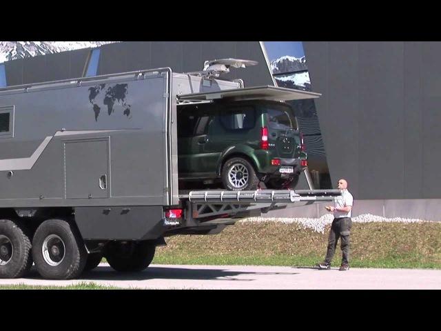 ACTION MOBIL - Autolift (Hebebühne)