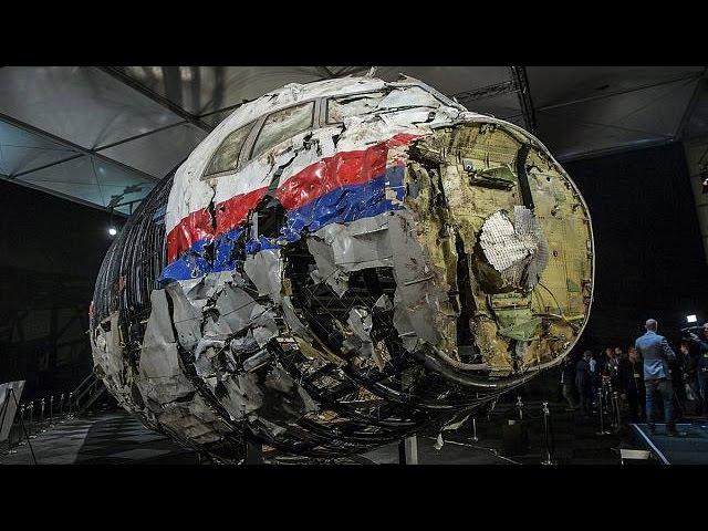 ССГ утверждает, что Боинг над Украиной был сбит из Бука, завезенного из России
