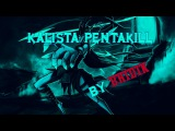 Kalista Pentakill by Baidik