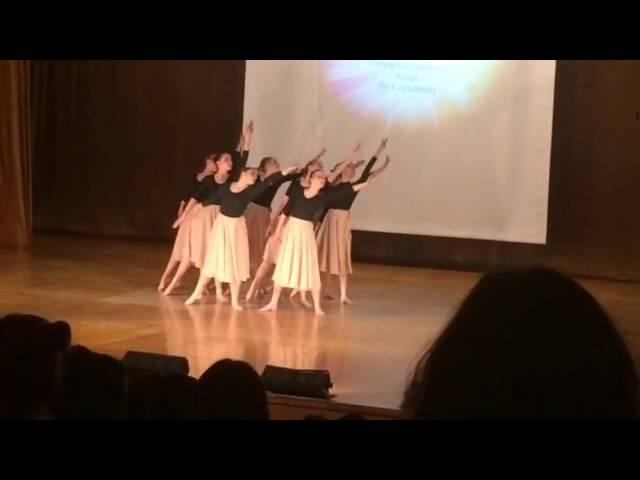 Танец Ноченька Kid's Style г Владивосток 2016