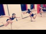 Instagram video by Pole Dance Студия Ванда • Feb 8, 2017 at 6:05pm UTC