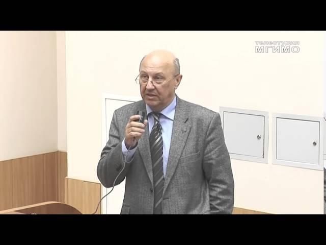 Андрей Фурсов - Второй контур власти на Западе и капитализм»