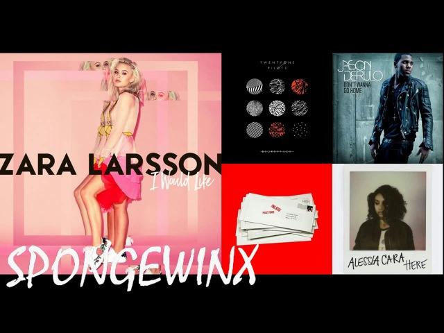 I Would Like minimix (Zara Larsson vs. Various Artists mashup)