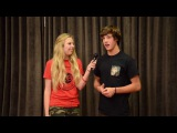 Interview with Cameron Dallas at Social Media Superstars with Savannah Russell #StartTag