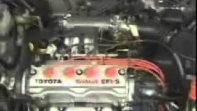 新車情報'89 トヨタ スプリンター/カローラ