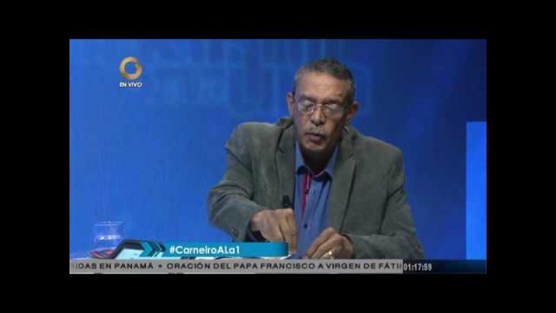 (Vídeo) El presidente Maduro tiene las facultades para invocar la ANC sin referendo consultivo