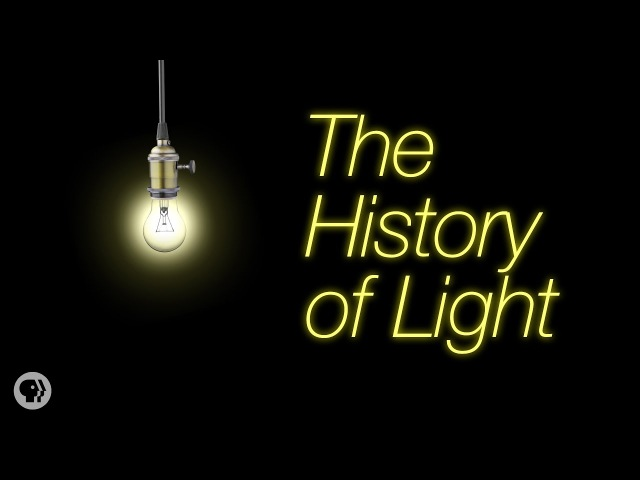 Illuminating the Universe: The History of Light
