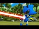Соник Бум – Любимые серии 😍👍💙 - Мультфильм для детей про приключения - Sonic X