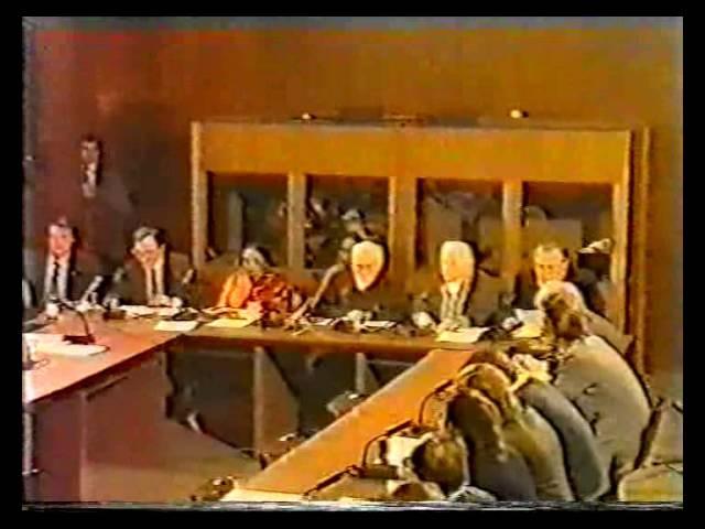 Заявление Советского Фонда Рерихов на пресс конференции 23 ноября 1989 г., чит С.Ю. Ж...