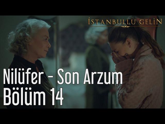 Nilüfer - Son Arzum (İstanbullu Gelin 14.Bölüm)