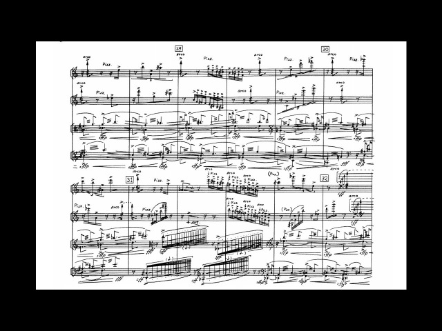 Akira Nishimura - String Quartet No.2