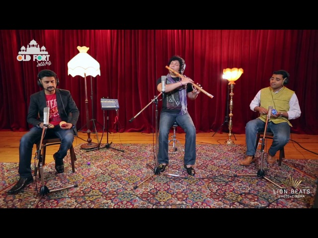 Old Fort Session: Infusion Feat. Rakesh Chaurasia