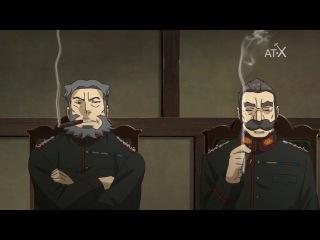 7 серия (Anilibria - 1 сезон) Битва за Фьорд* военная хроника маленькой девочки: Сага о Злой Тане