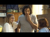 HBO Girls 6x05 Jessa, Adam & Hannah scenes | (guest star: Daisy Eagan)