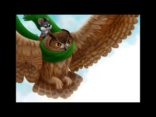 Speedpaint - mouse and owl (ES)