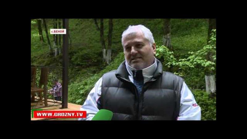 Новости • Ножай-Юртовский район Чечни на пороге больших перемен