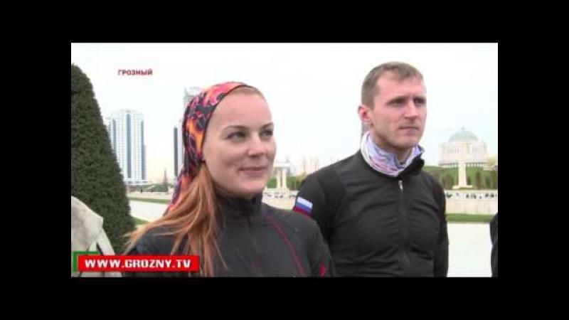 Новости • В Грозном завершилась финальная подготовка бойцов «Летучего отряда» перед учениями в Арктике