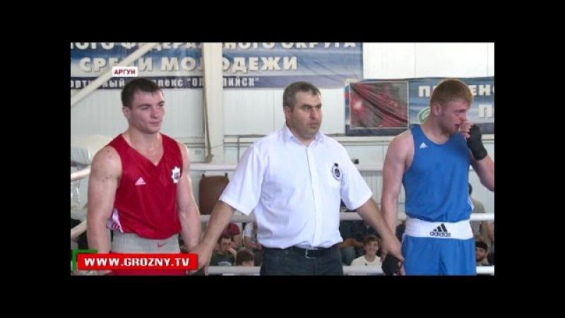 Новости • Чемпионат Чечни по любительскому боксу, начавшийся в Аргуне - шанс попасть в сборную республики