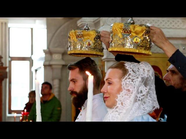 16 10 16 Венчание Феофана и Фотинии Тел студии Алексея Варшавского 89896181230