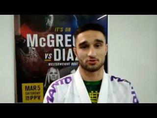 Ali Magomedov drill for bjj