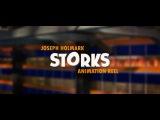 Storks Animation Reel