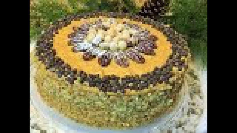 Ореховый Торт БЕЛОЧКА. Вкуснее не бывает! Walnut Cake.